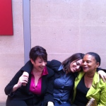 Sihem Souid & Christiane Taubira & Catherine Lemorton