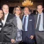 Sihem Souid - Prix Edgar Faure 2014 - Rodolphe Oppenheimer - Olivier Dassault - Jean-Philippe Morel - Khadija David