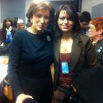 Sihem Souid & Roseline Bachelot