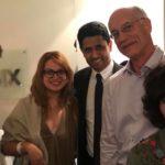 Nasser Al Khelaifi, Philippe Dessoy & Sihem Souid