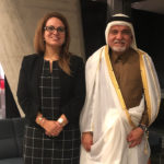 S.E. Ali Zainal & Sihem Souid