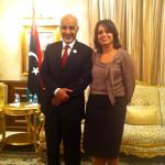 Sihem Souid & Mohamed El Megaryef