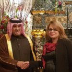 Son Excellence Khaled El Mansouri & Sihem Souid