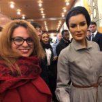 Sheikha Moza & Sihem Souid