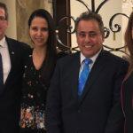 Sihem Souid & Bertrand Sorre & Naima Moutchou & S.E. Sheikh Ali Al Thani