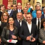 Sihem Souid, membre du jury du Prix Edgar Faure 2018
